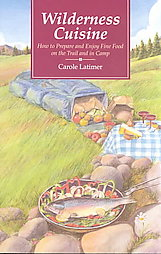 Wilderness Cuisine book cover