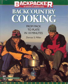 Backpacker Backcountry Cooking book cover