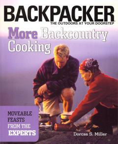 More Backcountry Cooking book cover