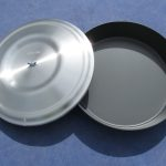 Alpine Fry-Bake Set with NOLS-Style Lids