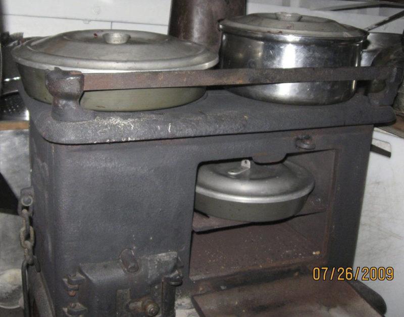 Shipmate Stove Fry-Baking