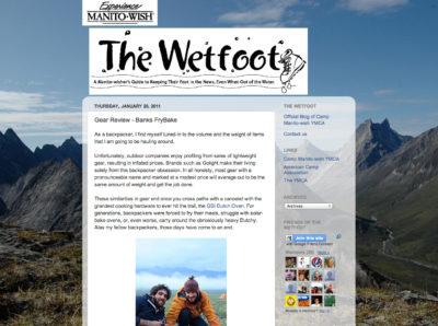 The Wetfoot Blog Fry-Bake Pan Review